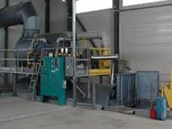 Model PHCA-1500 Incinerator Medical Bio-Hazard Waste Meets any standard World Wide Capacities range 25 kg/hr to 30 tons/day.