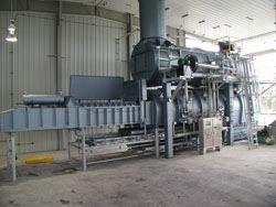 PHCA-2000s. Municipal 48 ton per day capacity
