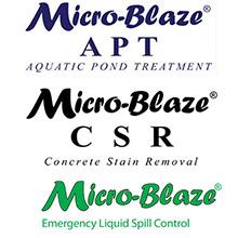 Micro Blaze Logos